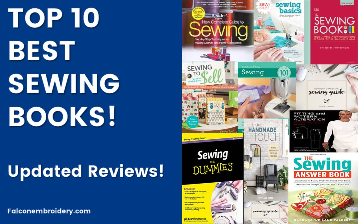 Top 10 Best Sewing Books
