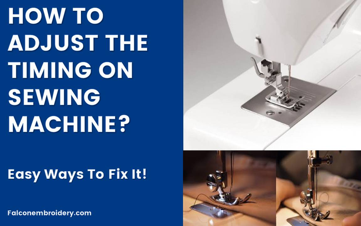 Fix your Machine's Timing!