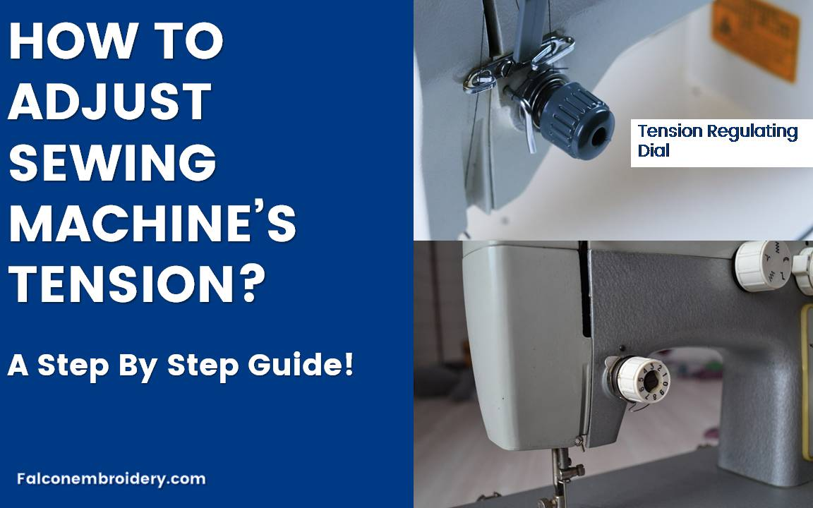 A Step by Step Guide to Adjusting The Tension!