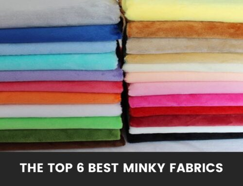 The Top 6 Best Minky Fabrics (Reviews): What to get and from where!