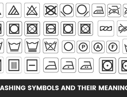 Washing Symbols and What Do They Mean?