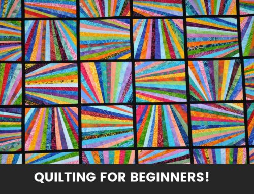 Quilting for Beginners: a Guide!