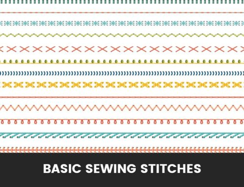 Beginner's Guide to Basic Sewing Stitches