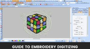 Beginner's Guide to Machine Embroidery Digitizing Software