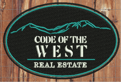 Code of west left chest logo