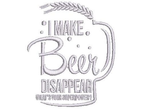 I Make Beer Design